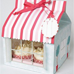 Patisserie Cupcake Box