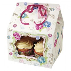 Love In The Afternoon Cake Box
